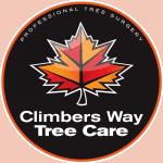 Climbers Way Tree Care Logo